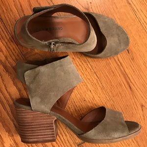Lucky Brand Sandal, Taupe